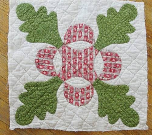 Thousand Oaks Quilt – some background