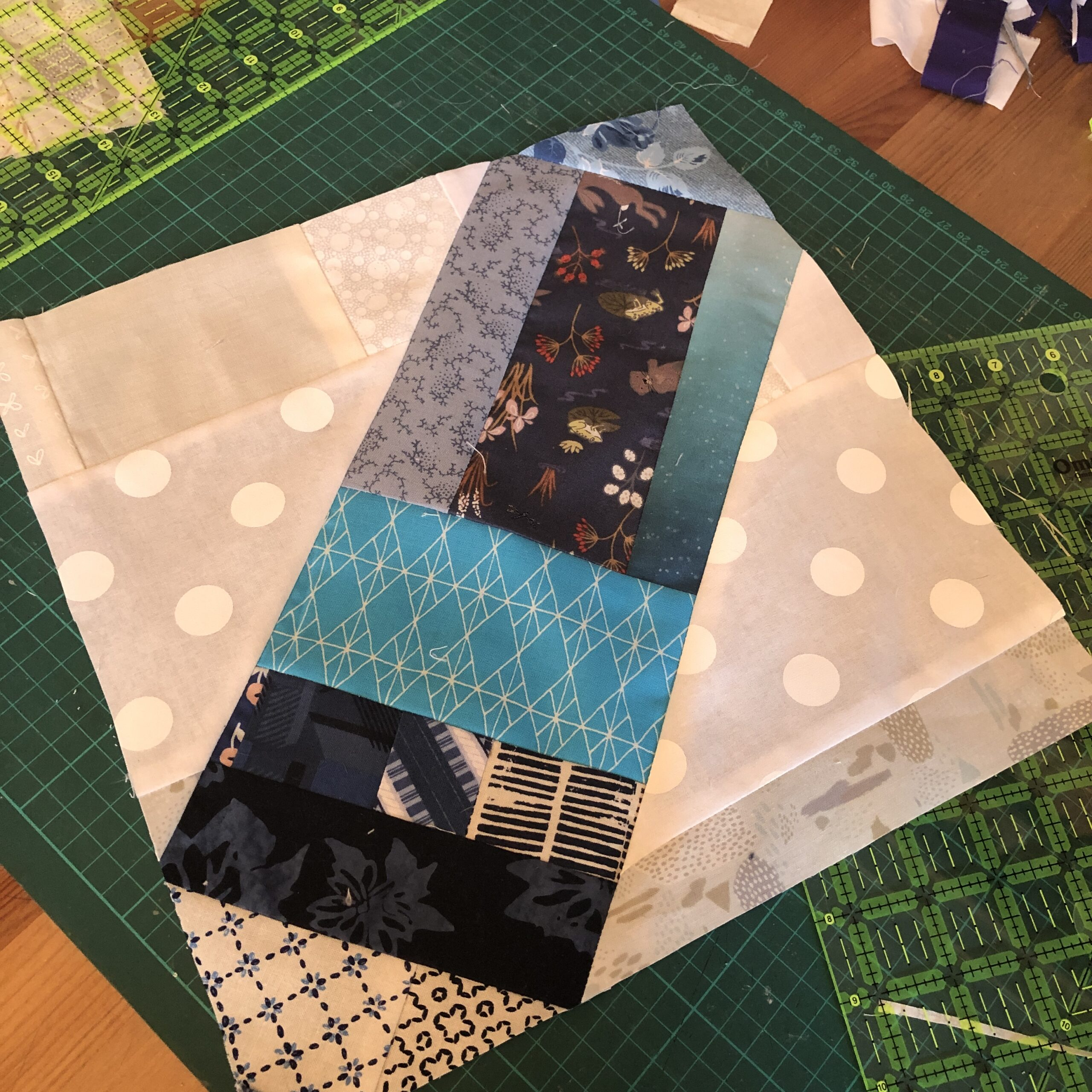 January Project Quilt