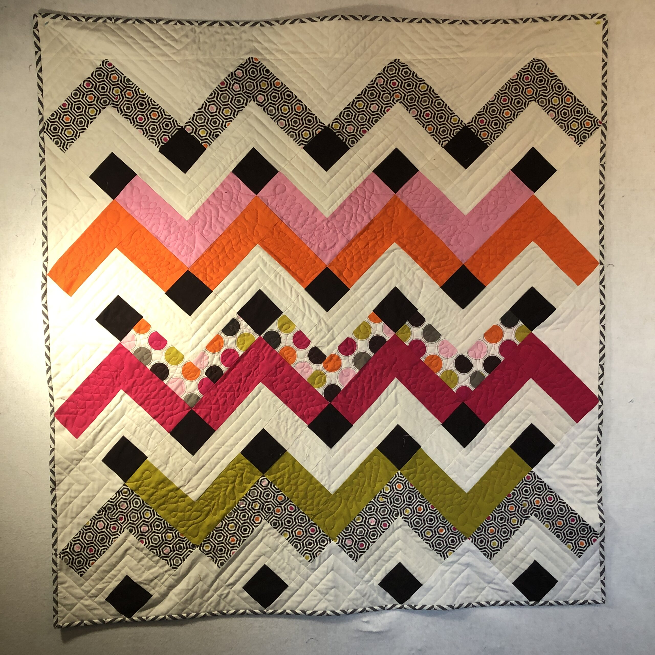 Thrive Quilt finished!